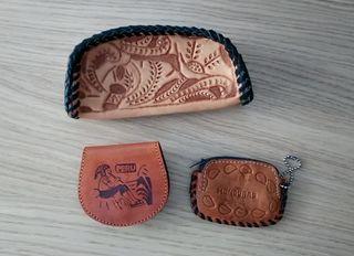 Monederos artesanos