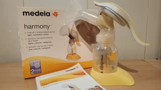 SACALECHES MANUAL MEDELA HARMONY