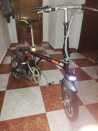 bicicleta electrica airweel