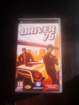 PSP Driver 76