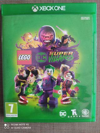 Lote de videojuegos de Lego para Xbox One ( 20 € )