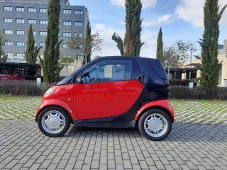 smart City Coupe 2000