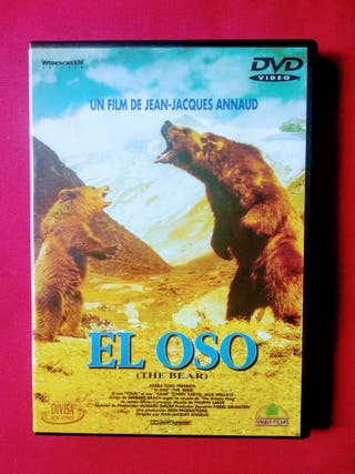 EL OSO (THE BEAR) DVD.