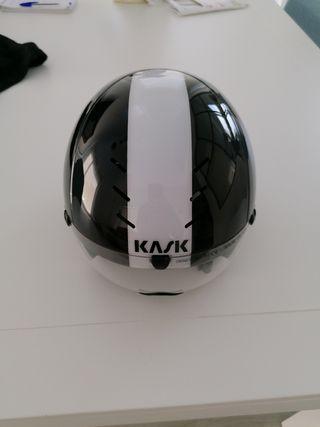 casco ciclismo kask. modelo mistral