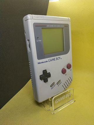 Game Boy Clasica (DMG)