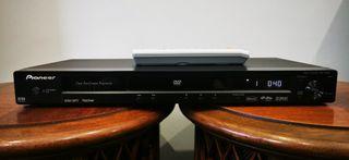 reproductor de CD DVD pioneer DV300K