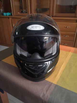 casco marca JEB'S talla s