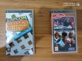 Pack Juegos PSP.