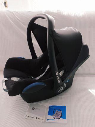 MAXI-COSI Cabrio fix. 0-12 meses. 0-13kg.bebe