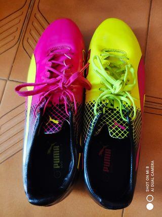 Zapatillas de futbol Joma Evospeed