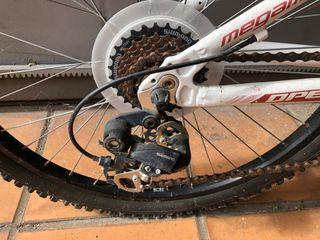 Bicicleta Megamo 24 Blanca