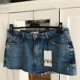 Short falda Zara