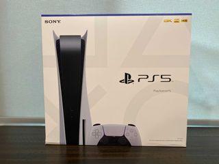 Play Station 5 blu-ray - PS5 con lector de disco