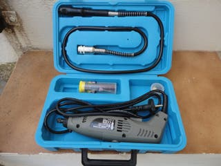 Mini amoladora electrica