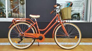 Bicicleta Megamo Trivia 26 cooper