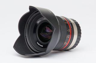 Objetivo SAMYANG F2.0 12mm Fujifilm