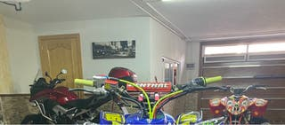 Manillar renthal para moto o quad