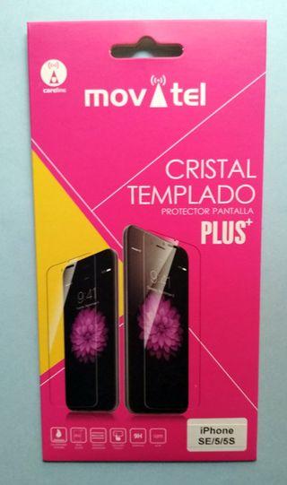 Cristal templado iPhone SE/5/5S