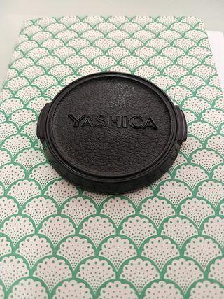 tapa para objetivo yashica yashinon