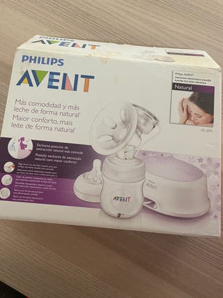 Sacaleches avent philips