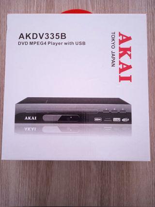 Reproductor DVD Akai