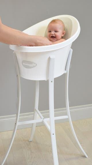 Bañera Snuggle con patas