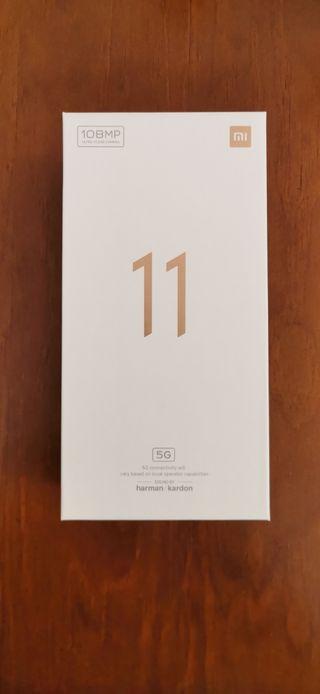 Xiaomi Mi 11 5g 128gb A ESTRENAR!!!
