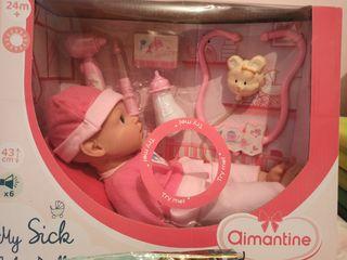 Bebé de juguete