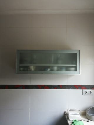vitrina de cocina