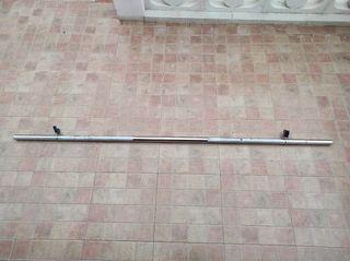 Barra maciza de 180cm y 15 KILOS 28mm