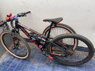 """Bicicleta eléctrica convertible 29""""talla S M"""