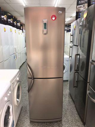lavadora LG nofrost grantia transporte gratis