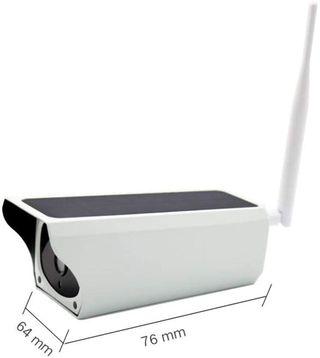 WiFi Cámara de Seguridad Solar inalámbrica