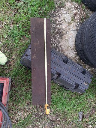 cuchilla de limpieza excavadora