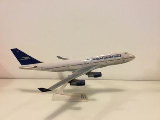 Maqueta avión