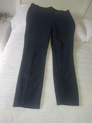 Pantalón capri Zara