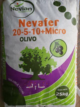 abono especial olivo..nitrofosca