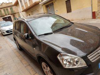 Nissan Qashqai+2 2009