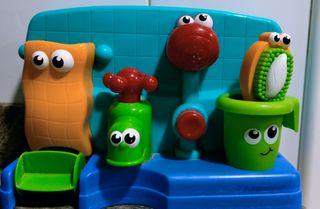 Juguete de baño niño/ bebe
