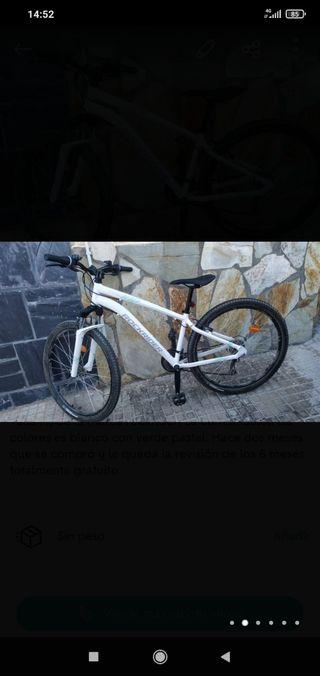 Bicicleta Rockrider 27.5