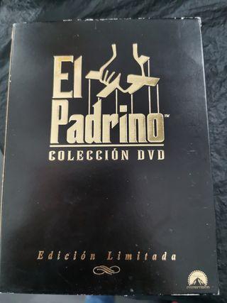 El Padrino. Dvds. Edición limitada.