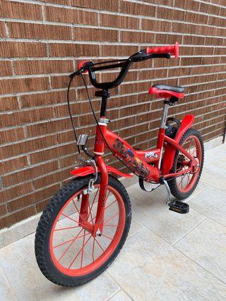 Bicicleta Infantil LadyBug