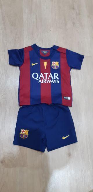 Equipacion del Barça bebe