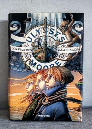 Ulysses Moore. Los viajeros imaginarios.