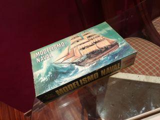 maqueta barco modelismo naval mod corbeta bounty