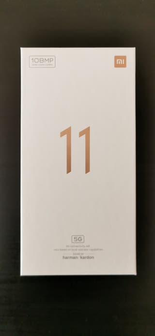 Xiaomi Mi 11 5g 256gb A ESTRENAR!!!