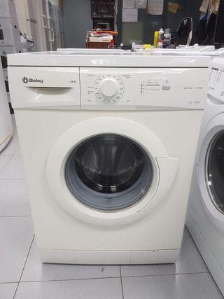 lavadora marca balay 6kg con garantia