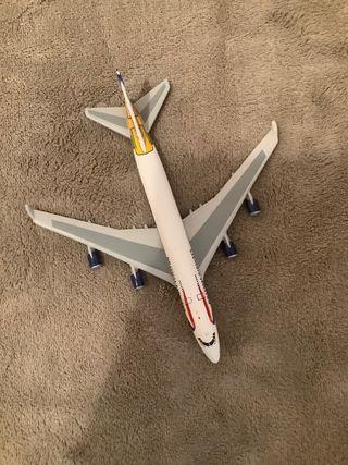 Avión de miniatura MAQUETA