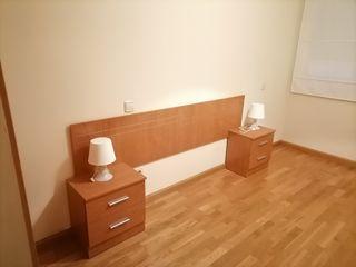 Muebles dormitorio matrimonio cabecero y 2 mesilla