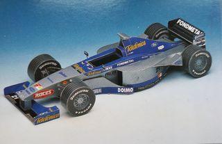 Maqueta para construir Minardi M01 Marc Gené F1